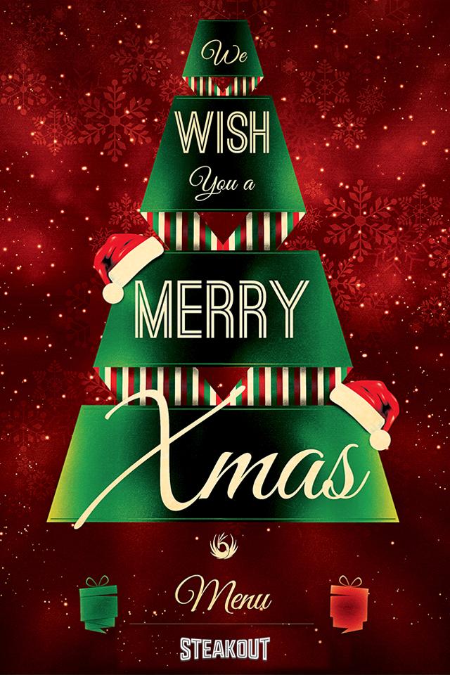 Thực đơn mừng Giáng Sinh